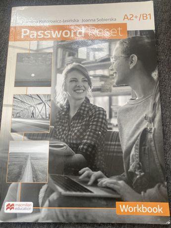 Ćwiczenia Password Reset A2+/B1