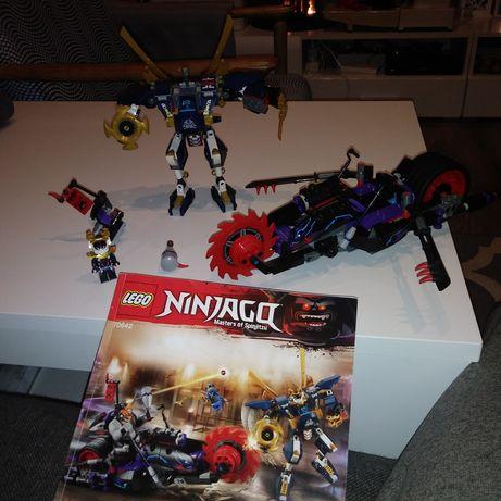 Sprzedam klocki widoczne na zdjeciu lego ninjago 70642