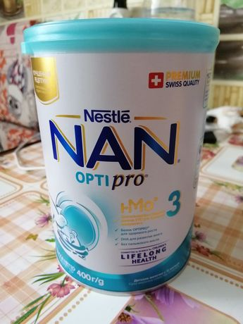 Детское питание NAN 3