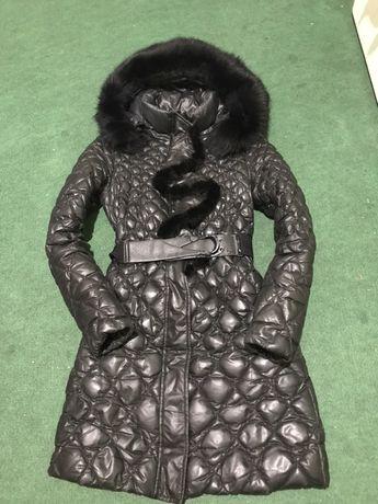 Пуховик пальто курточка