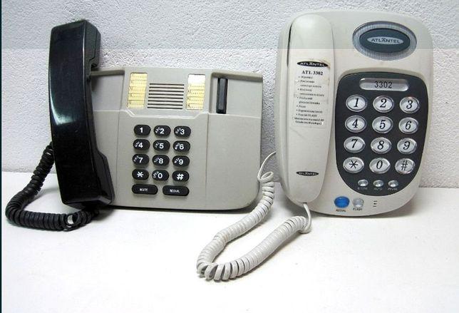 Vintage Aparaty Telefoniczne z minionej epoki