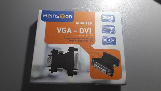 Adapter VGA-DVI