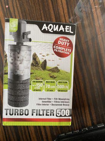Filtr do akwarium mało używany