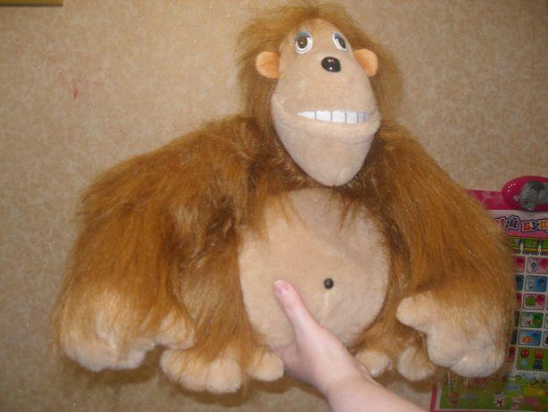 Большая мягкая обезьяна