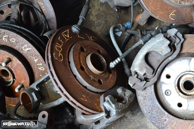 Manga de Eixo VW Golf IV
