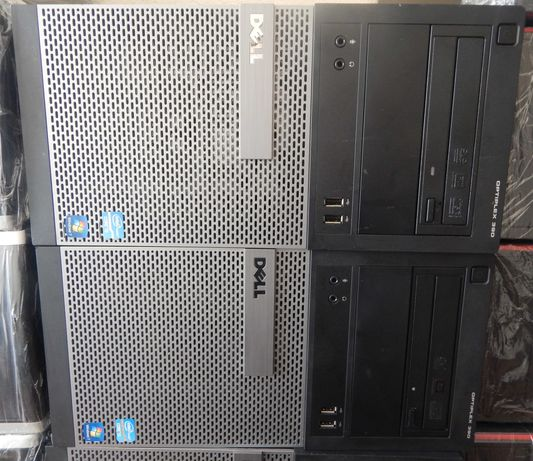 Системный блок з Европы DELL 390 i5-2400 4 ядра/4 ГБ/HDMI/VGA s1155