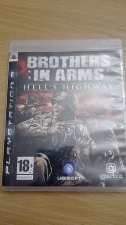 Ps 3 gra Brothers in Arms