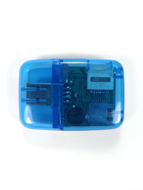 Czytnik kart pamięci SD/SDHC/MS