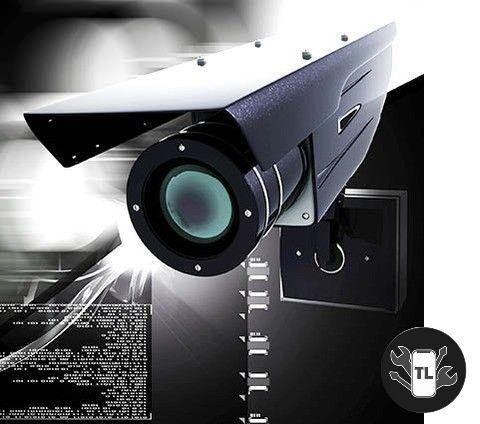 Установка видеонаблюдения, комплексные решения