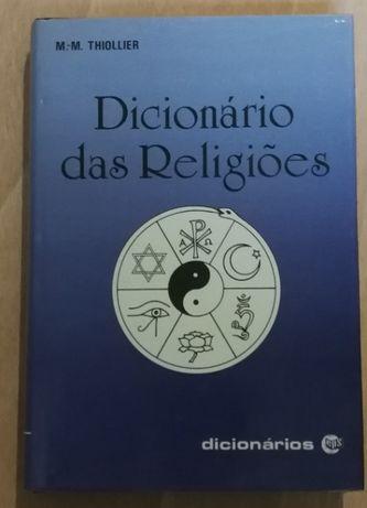 dicionário de religiões, m.m. thiollier