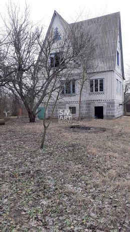 Продам дачный дом 120 кв.м под чистовую отделку и 12 сот. под Броварам