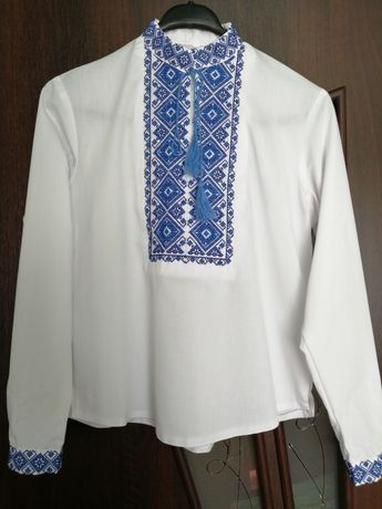 Вишиванка, вишита сорочка