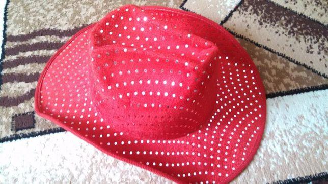 новогодняя шляпа