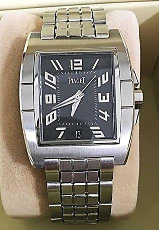 Relógio de pulso Piaget com caixa basculante automático