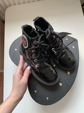 Ботинки деми zara 30 размер