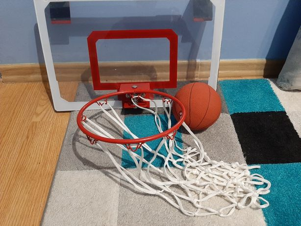 Mini koszykówka+piłka