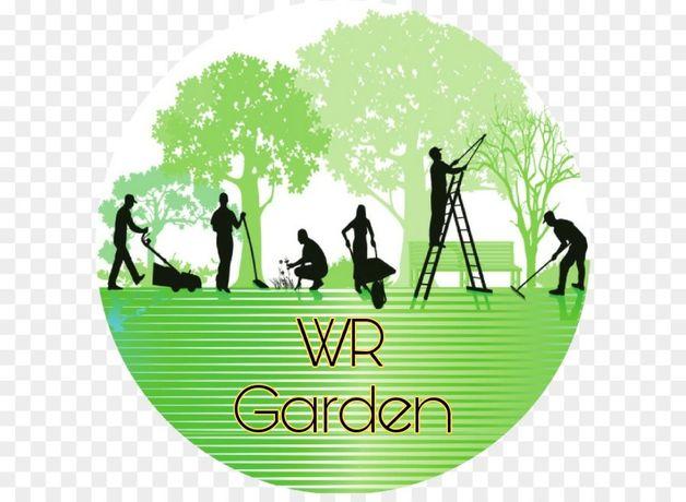 Jardinagem e manutenção