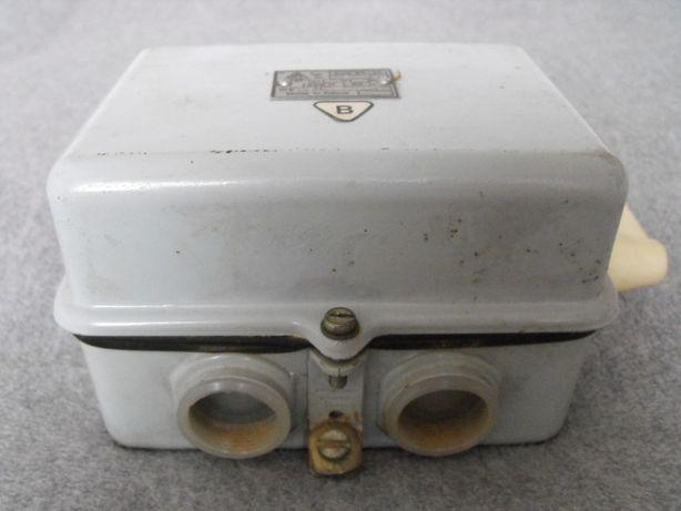 Wyłącznik ŁUK 40-13 rozłącznik 3-fazowy w obudowie z PRL 500 V
