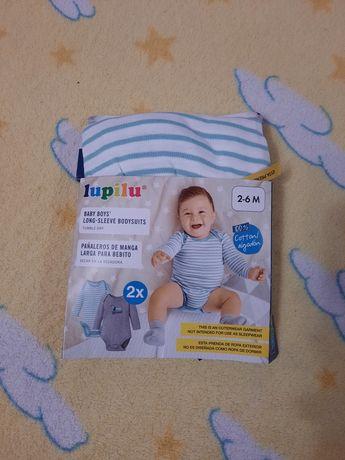 Дитячий одяг новий lupilu