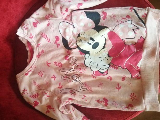 Sweterek dla dziewczynki rozmiar 98