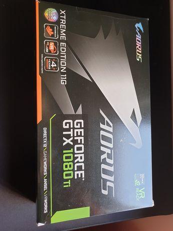 Placa gráfica Aorus GTX 1080 Ti Waterforce WB