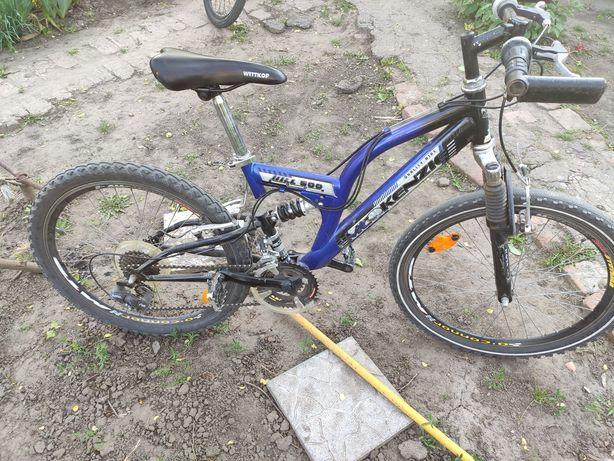 """Продам горный велосипед Макензи, 24"""""""
