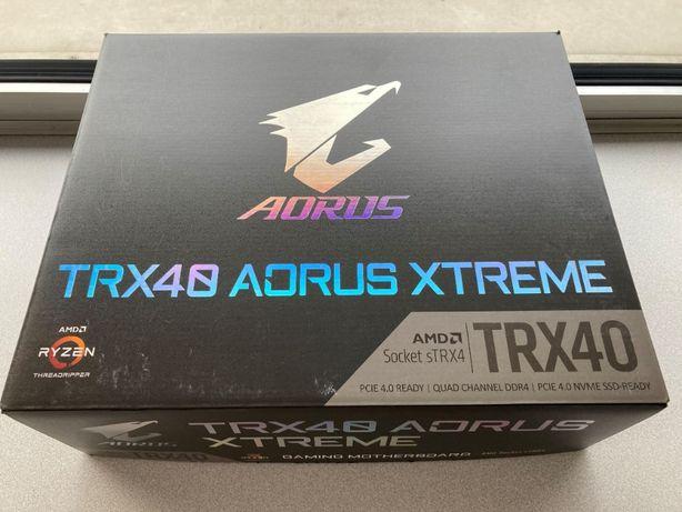 Płyta główna TRX40 Aorus Xtreme