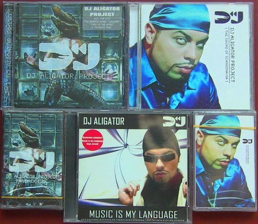 CD и MC DJ Aligator