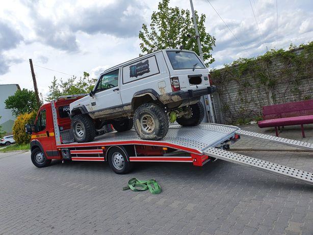 Pomoc Drogowa Holowanie Laweta Autolaweta Klucze !!! TANIO