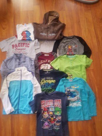 Duża paka ubrań dla chłopca 9-10 lat