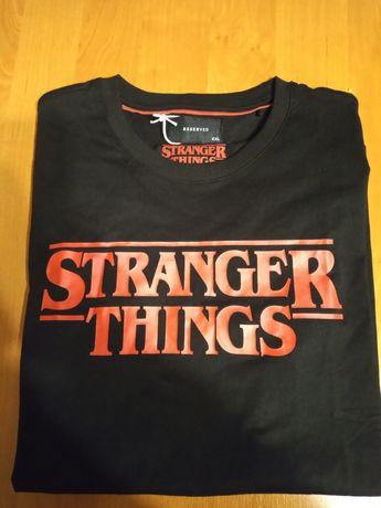 Koszulka Stranger Things nowa XXL