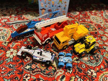 Набор игрушек из 6 шт