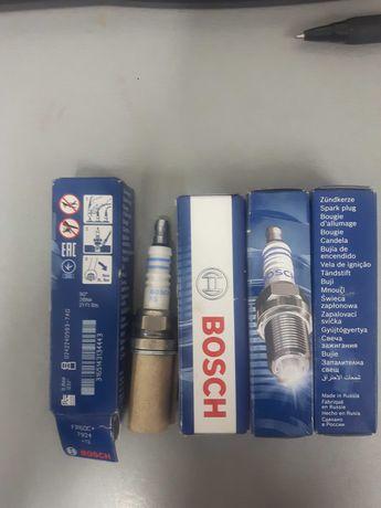 Świece zapłonowe Bosch