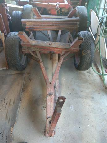 Wóz do traktora plus nowa skrzynia