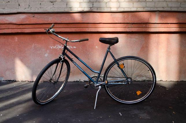 Велосипед городской прогулочный ретро антикварный Gefag