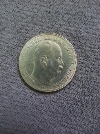 Wyprzedaż kolekcji : 5 marek z 1876 r