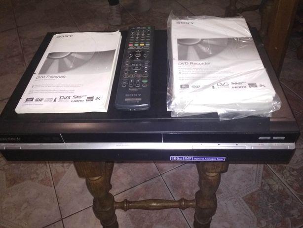 DVD рекордер Sony Rdr-HXD 890