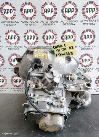 Caixa de velocidades Opel Corsa C 1.7 DTI, F17W355 e F13W355.