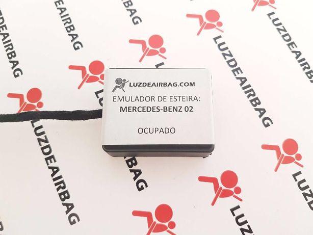 M2 Mercedes Benz Emulador Simulador Esteira - Luz SRS Airbag Plug&Play