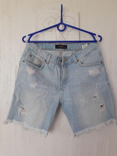 spodenki jeansowe reserved