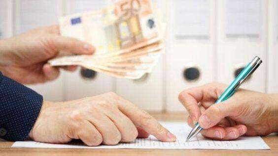 Частный займ/кредит под минимальный процент.