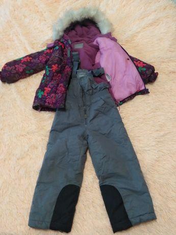 Комбинезон (брюки и куртка)