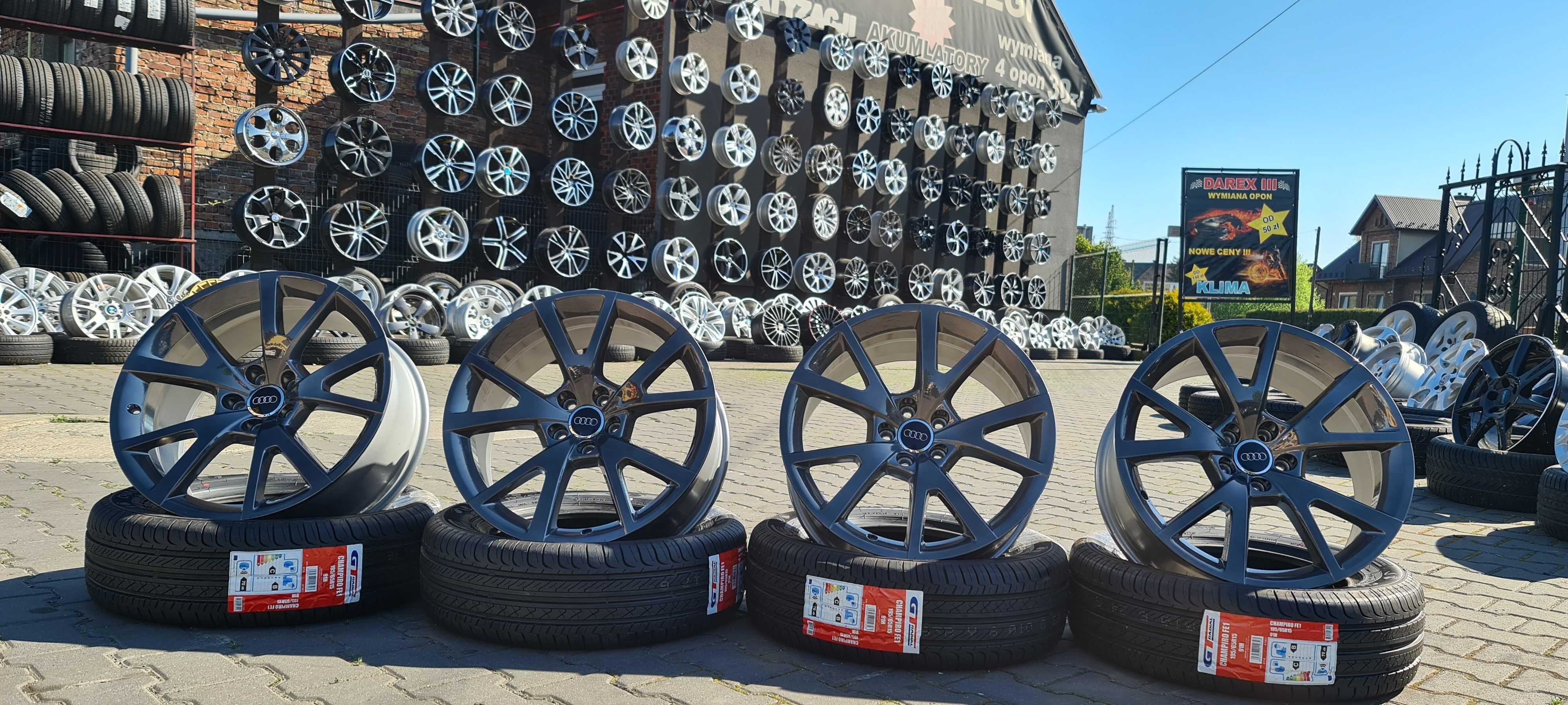 """Felgi aluminiowe AUDI 19"""" 5x112 8j et 26 VW SEAT SKODA MERCEDES ITP."""