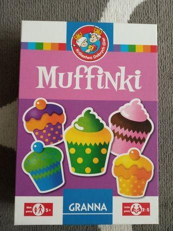 Muffinki Granna Gra planszowa 5+