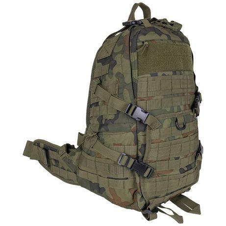 Plecak Taktyczny OPERATION BACKPACK Moll-Czarny Olive Moro35L