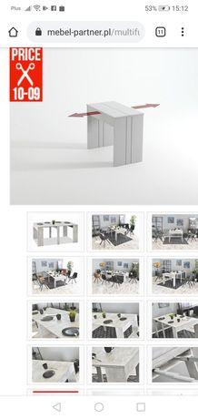 Stół rozsuwany rozkładany duży