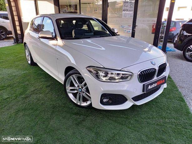 BMW 114 D Pck M