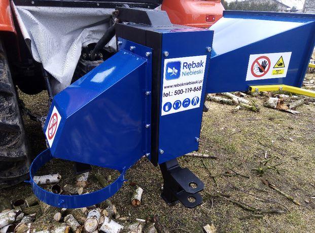 Rębak W100 do traktora- C330 t25 C360 mtz i inne walcowy rozdrabniacz