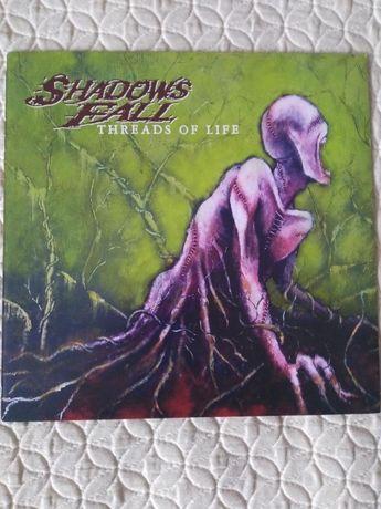 Shadowsk Fall - threads of life 2 LP NM NM