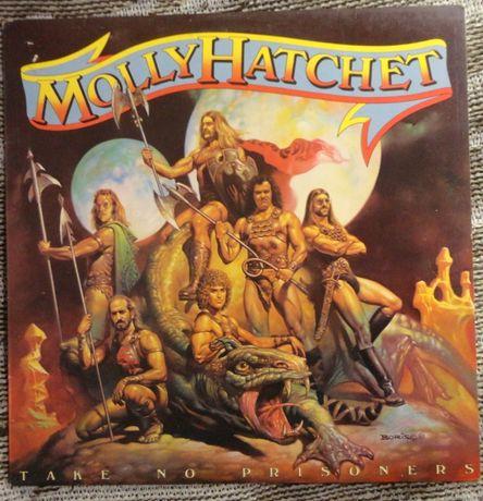 Продам пластинку Molly Hatchet